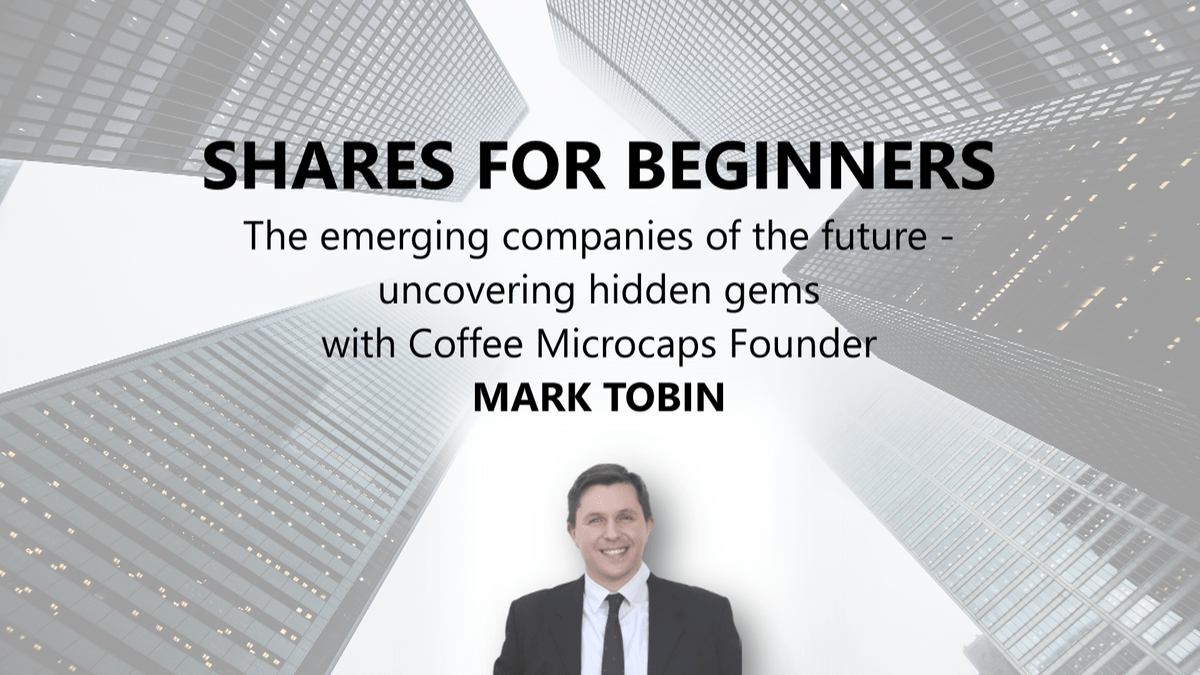 Mark Tobin - Coffee Microcaps