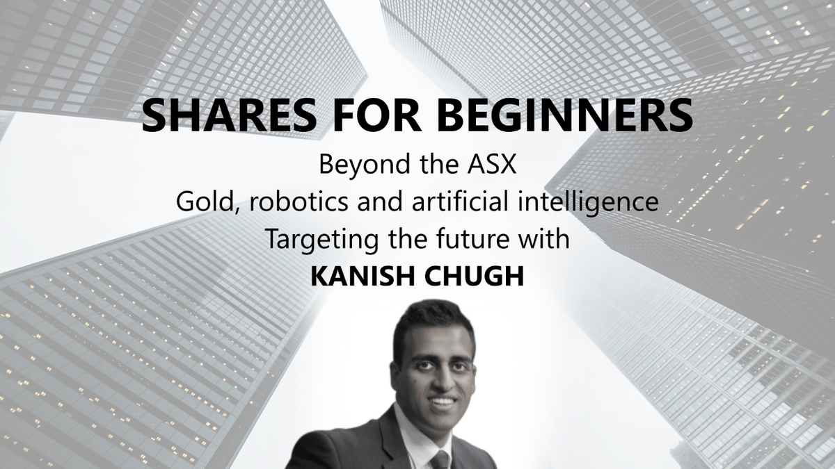 Kanish Chugh ETF Securities