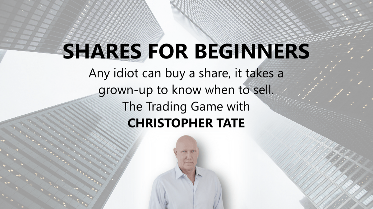 Chris Tate from the Trading Game