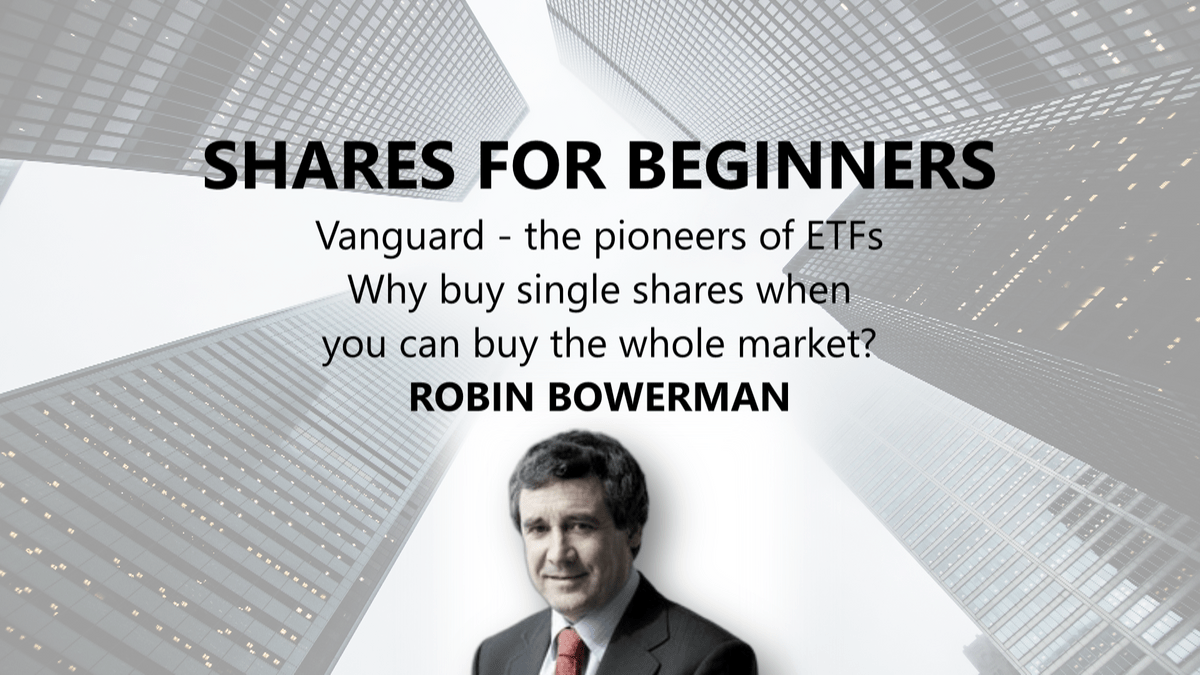 Robin Bowerman - Vanguard Investments