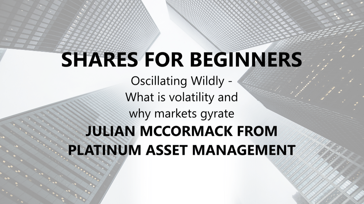 Julian McCormack from Platinum Asset Management