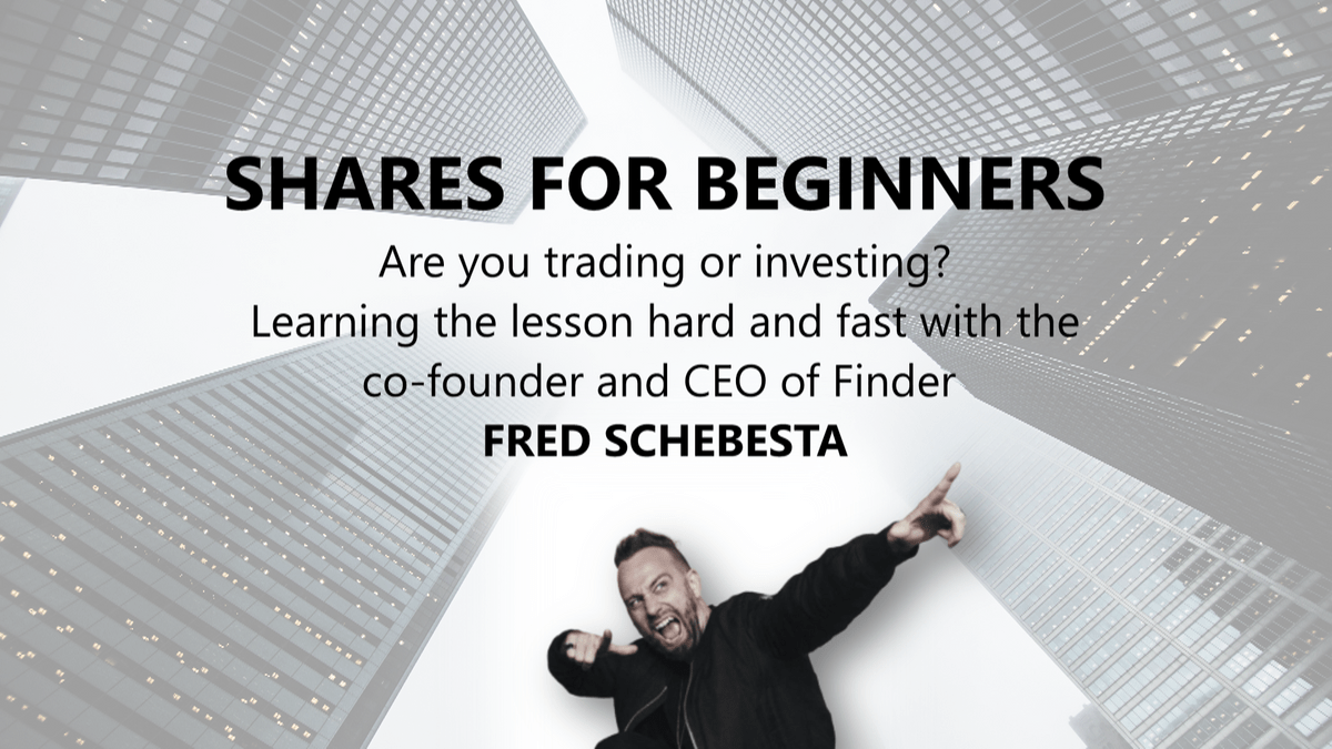 Fred Schebesta Finder CEO
