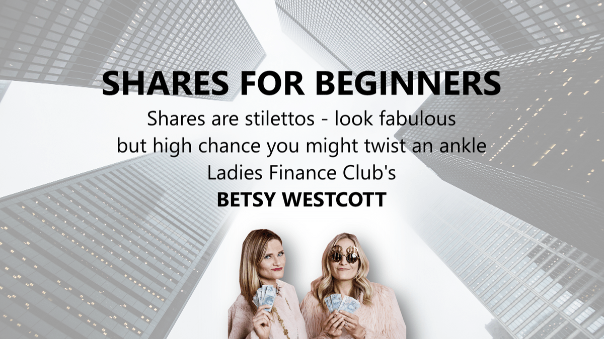 Betty Westcott Ladies Finance Club