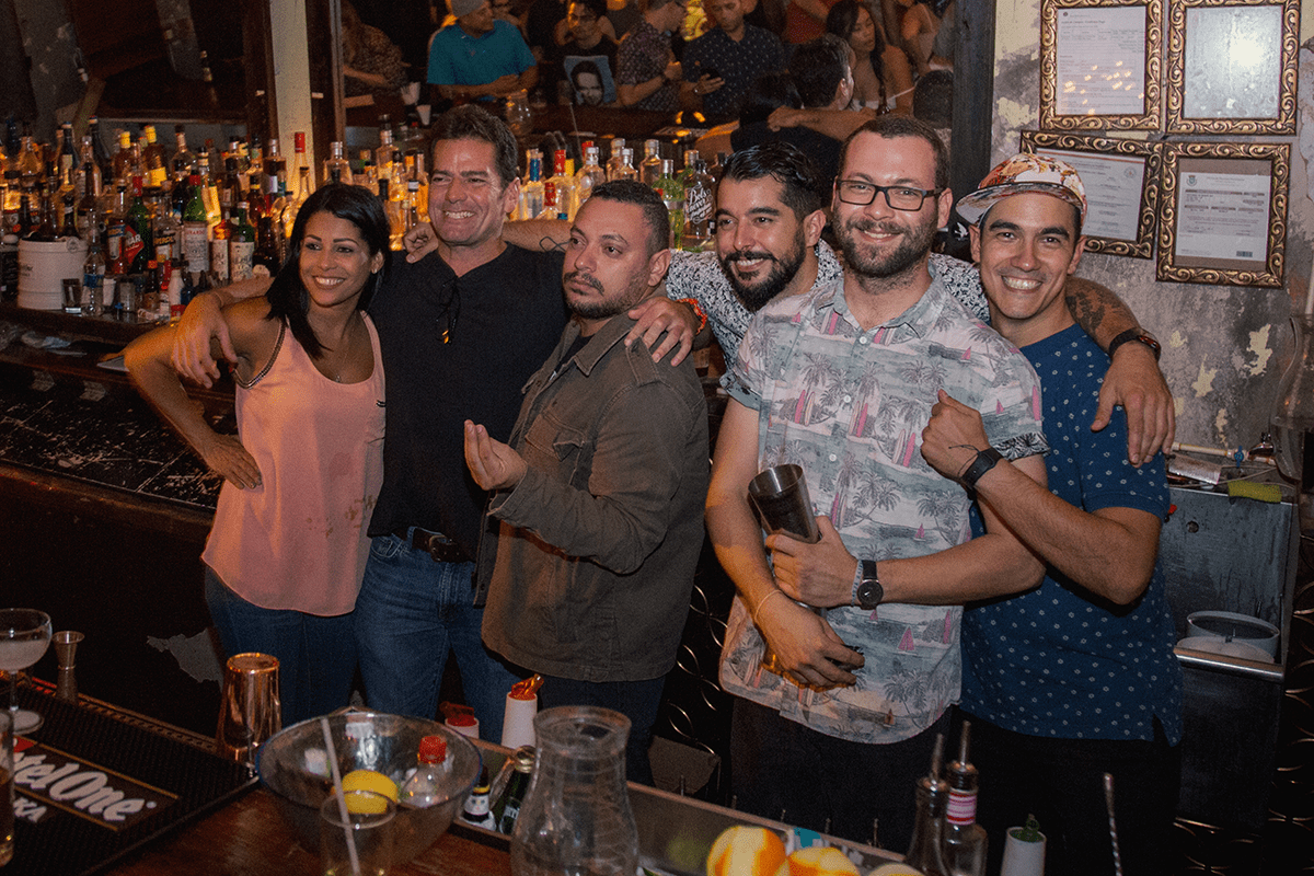 This Is How La Factoria Celebrated Its Fifth Anniversary