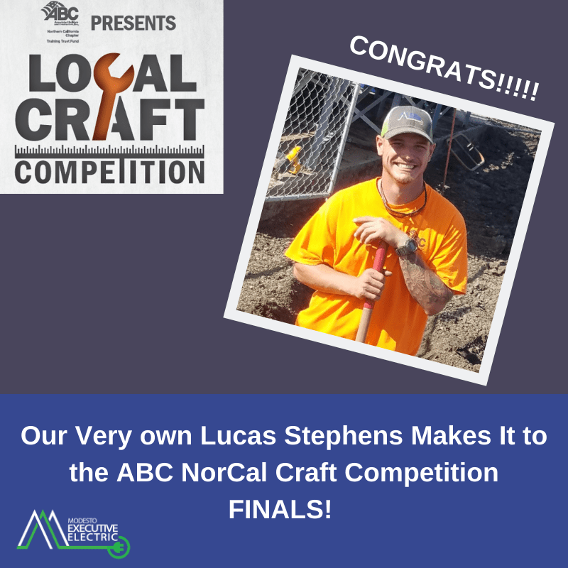 lucas-stephens-modesto-executive-electric-finals-for-abc-norcal-craft-competition-2019