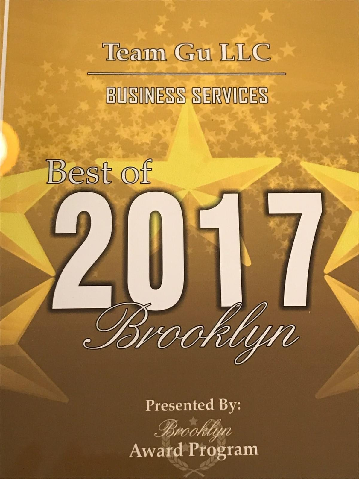 team-gu-award-winning-consultation-firm-business-services-charlotte-north-carolina-and-brooklyn-new-york-new-york-city-wins-award-2017