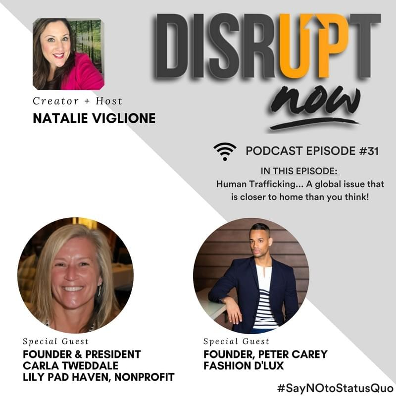 disrupt-now-podcast-new-male-warrior-lily-pad-haven-carla-tweddale-natalie-viglione-charlotte-nc