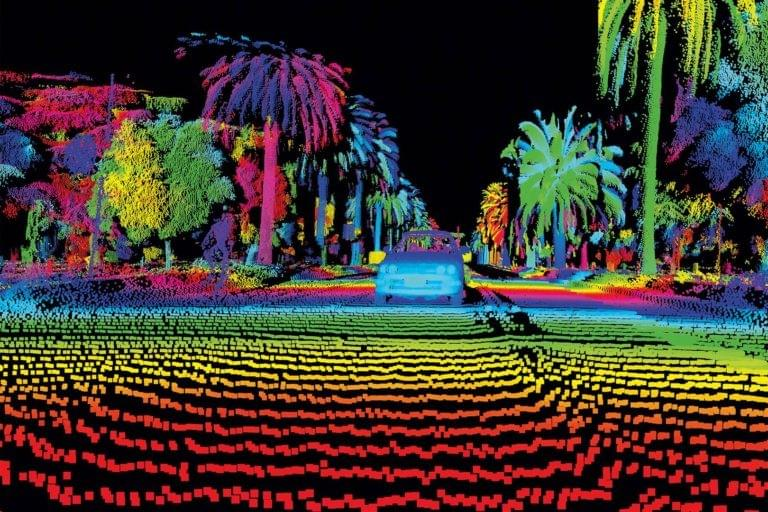 LiDAR is a remote sensing method and stands for 'laser imaging, detection, and ranging' or 'Light Detectionand Ranging'