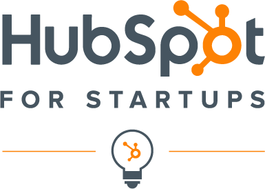 Image of the HubSpot for Startups logo.