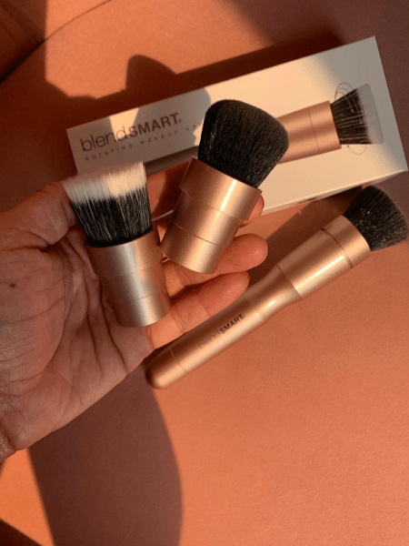 blendSMART makeup brush limited edition review