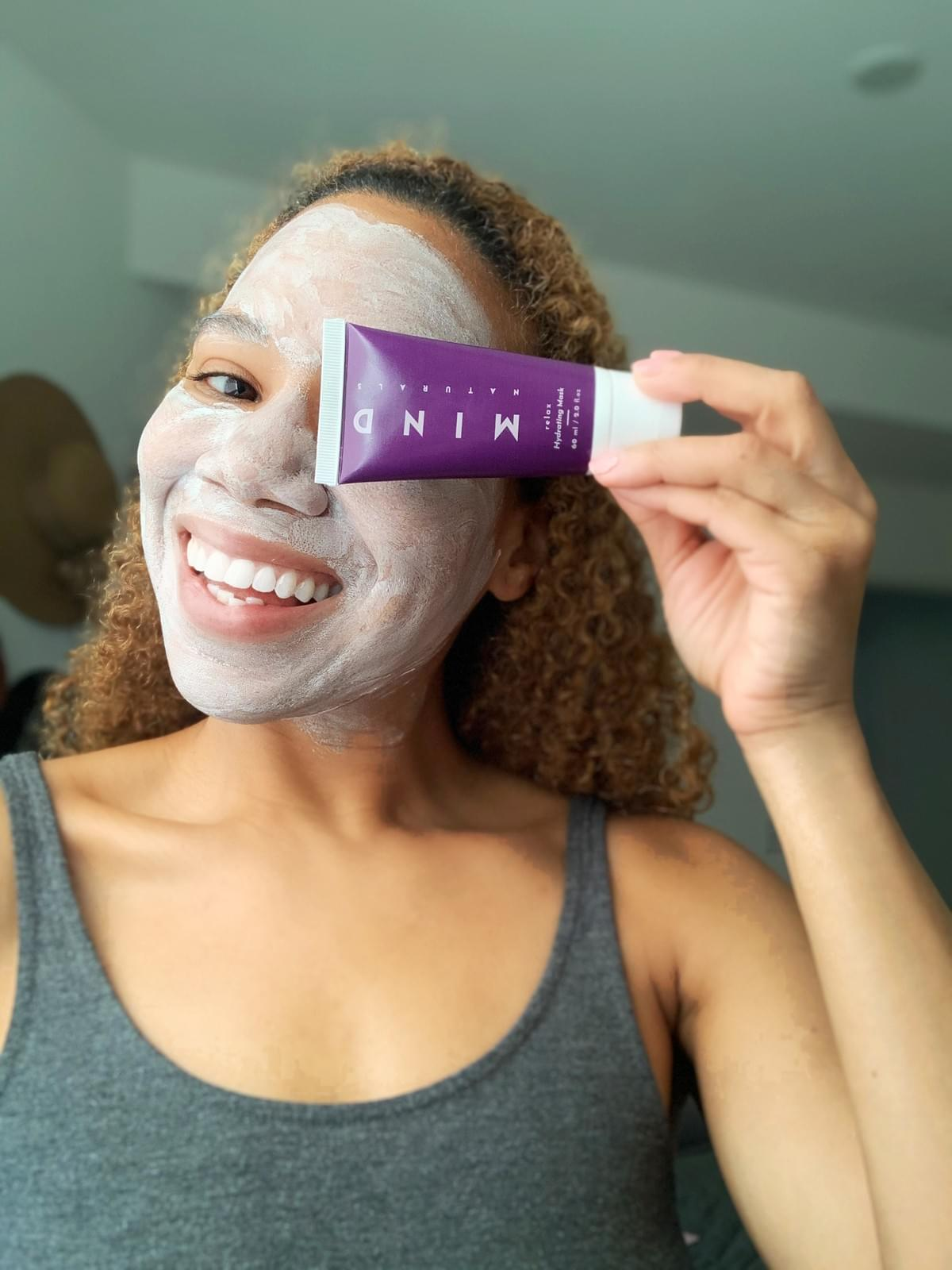 Mind Naturals Hydrating Mask Review