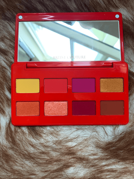 Artist Couture Caliente Eye Shadow Palette
