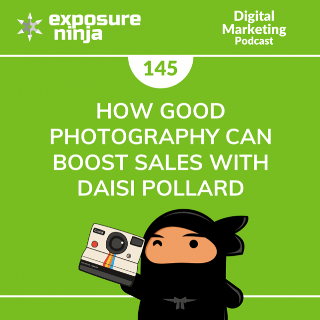 Exposure Ninja Podcast with Daisi Pollard