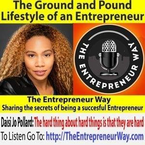 The Entrepreneur Way Podcast with Daisi Pollard Sepulveda