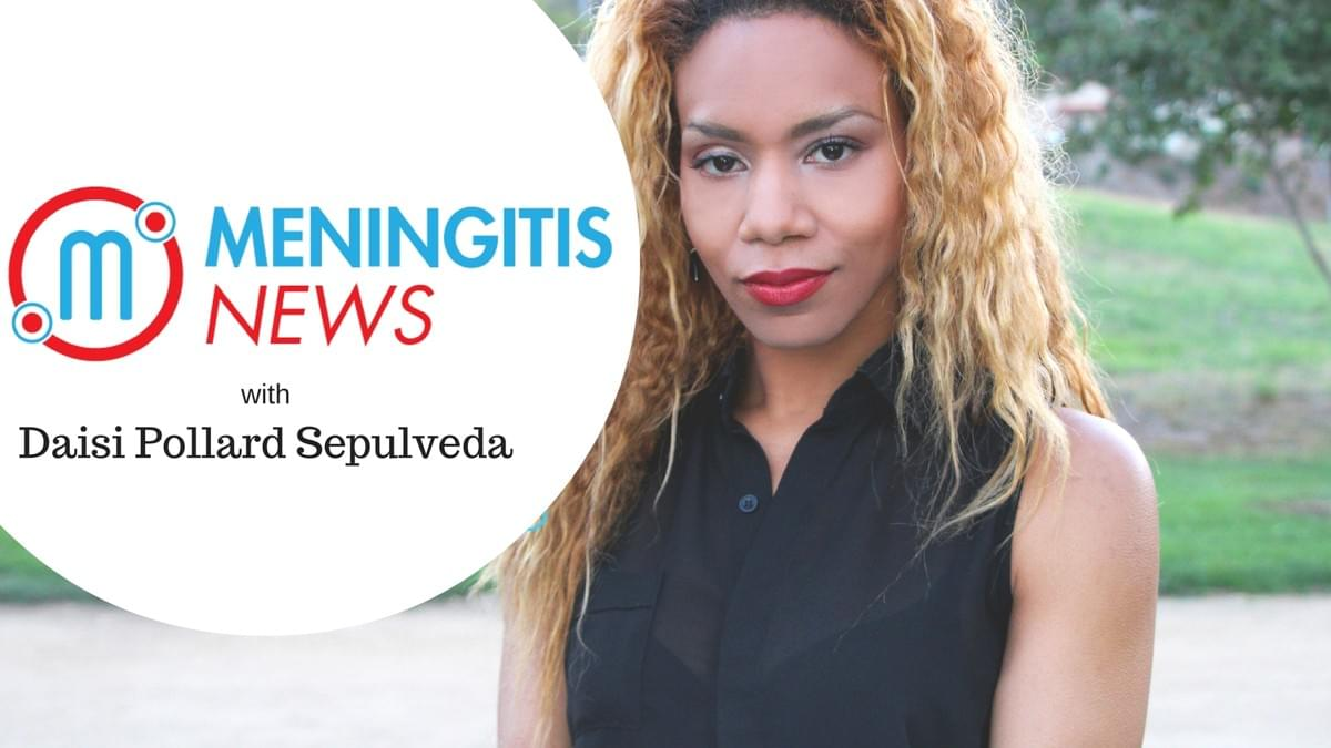Daisi Pollard Sepulveda host of Meningitis News