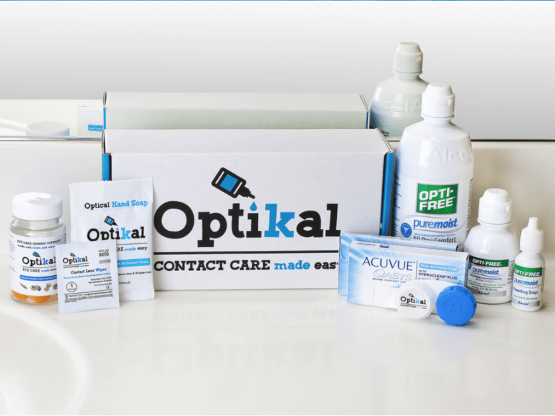 Sign up to be a Optikal Contact Care Influencer