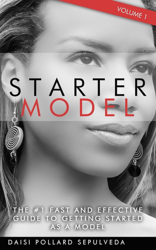 Daisi Jo Pollard Sepulveda on the cover of  the Starter Model Guide
