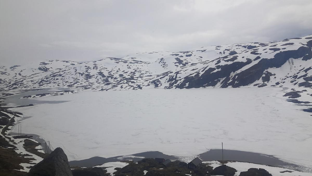 Views From The Train From Myrdal to Geilo