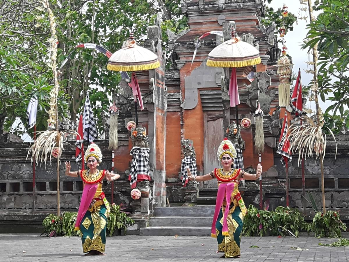 Barong Dance Show. Best Places to Visit In Bali.