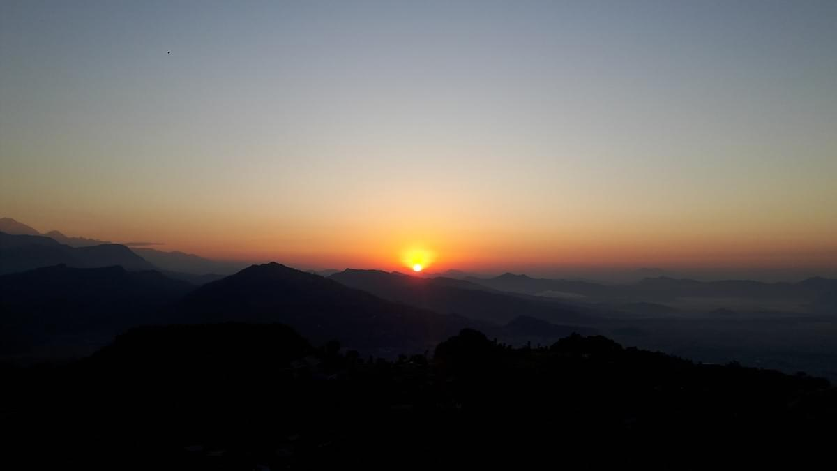 Sarangkot Sunrise Point, All Places One Needs To Visit While In POKHARA