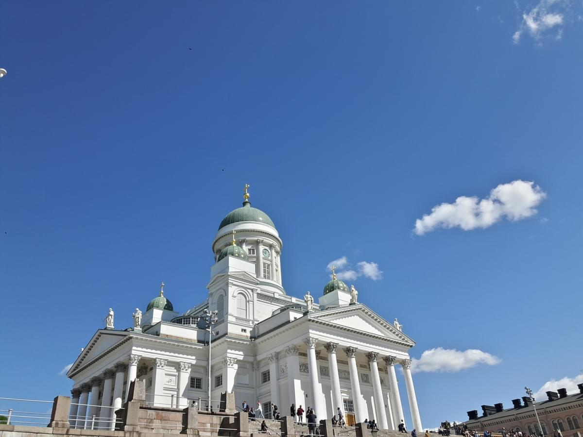 The Great Lutheran Cathedral, Helsinki