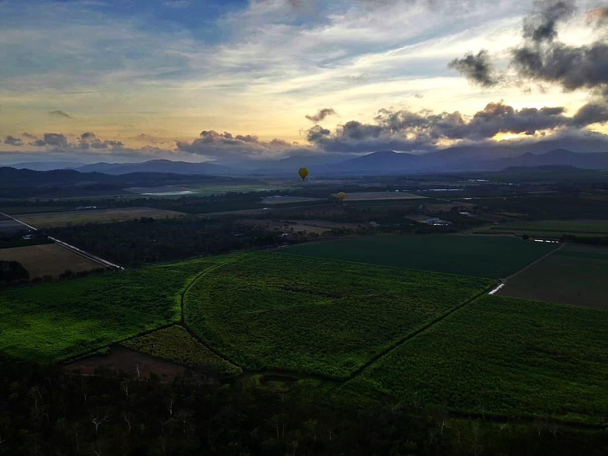 Another View From Hot Air Balloon