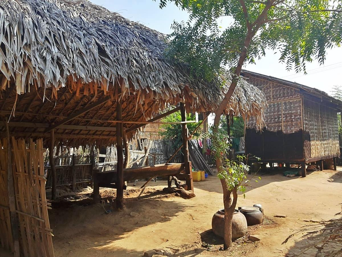 Minnathu Village in Bagan