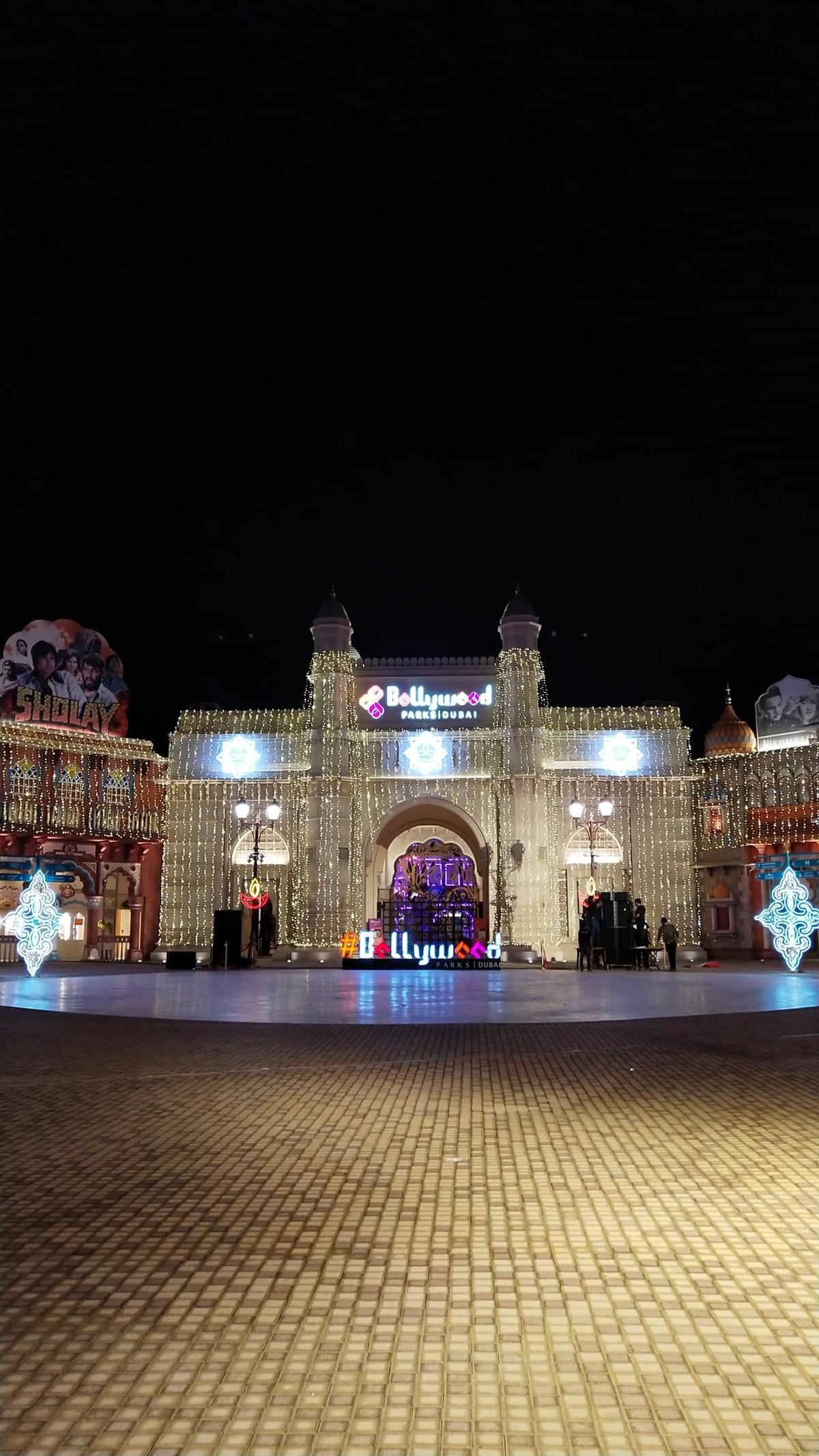 Bollywood Theme Park - Places to Visit in Dubai