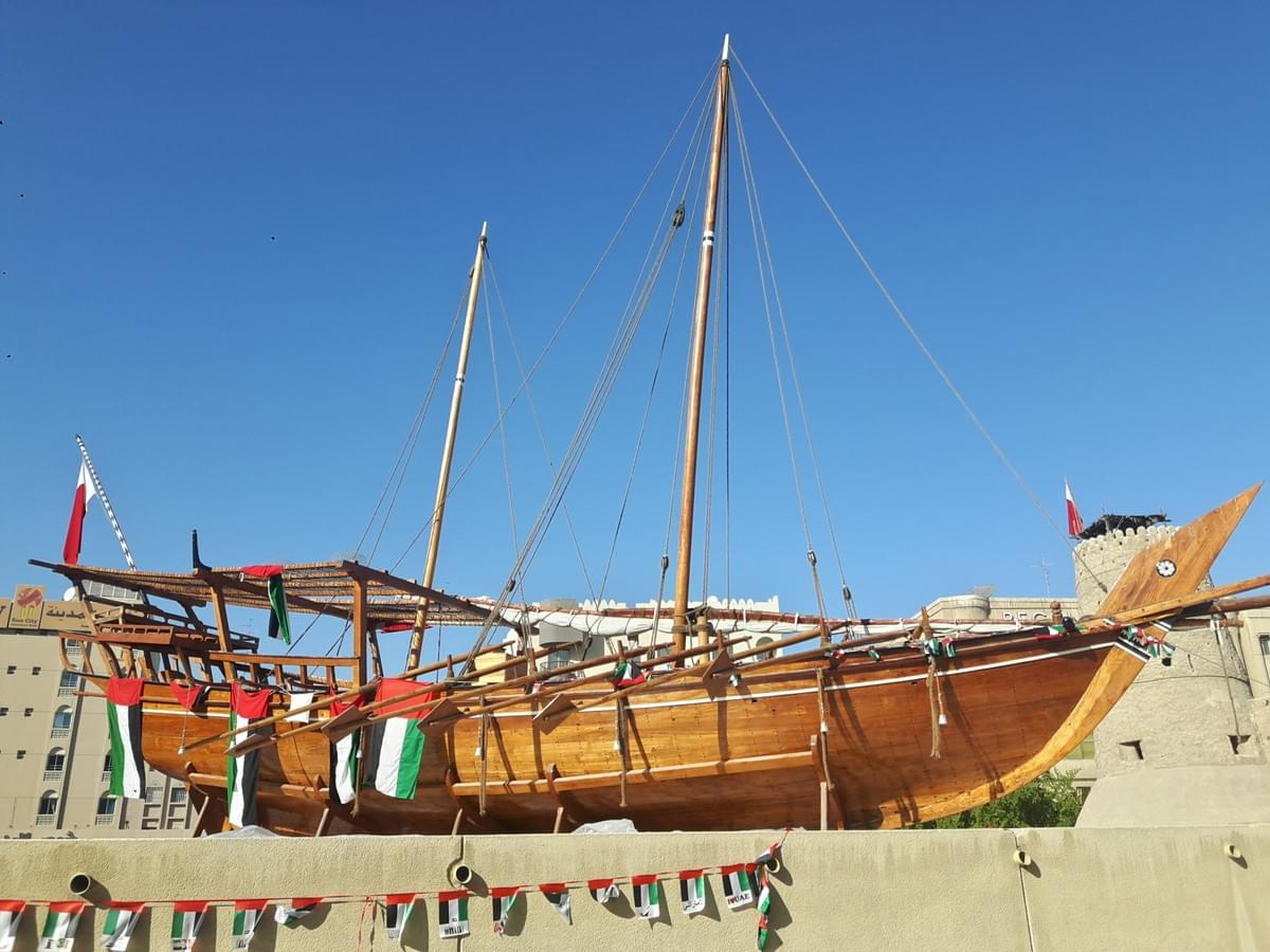Dhow Cruise Outside Dubai Museum - Places to Visit in Dubai