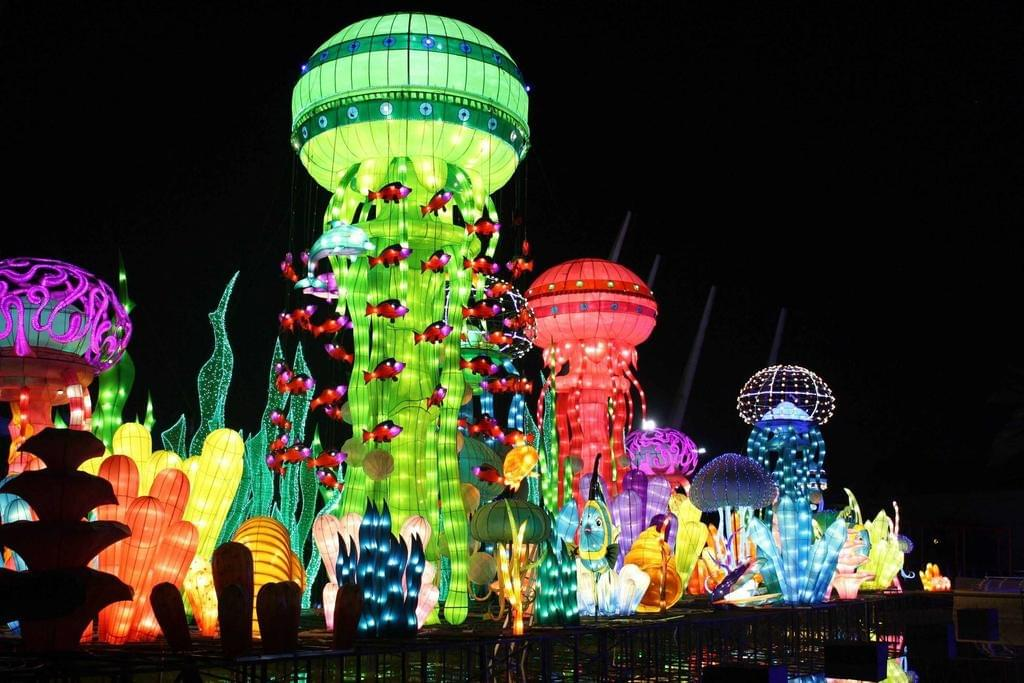 Dubai Garden Glow - Places to Visit in Dubai