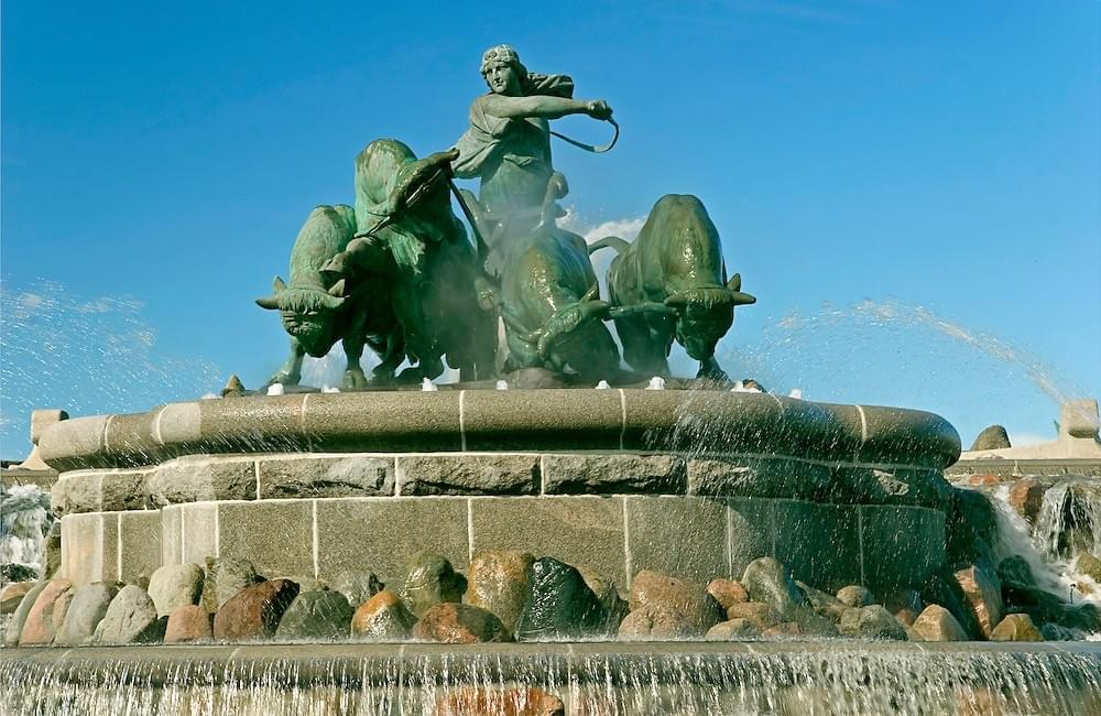 Explore Copenhagen in 24 Hours - Gefion Fountain