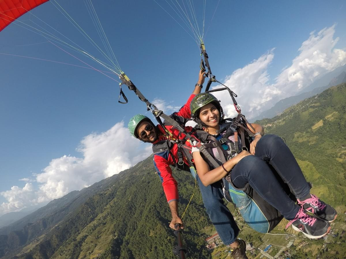Paragliding in Pokhara, All Places One Needs To Visit While In POKHARA