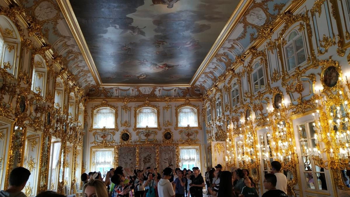 Inside Catherine Palace - Best Places To Visit in St. Petersburg