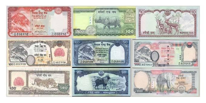 Nepali Currency