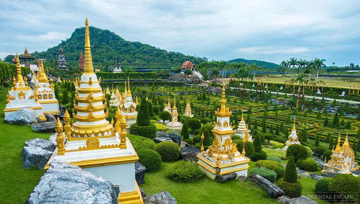 Nong Nooch Village, Make Most Of Your Time When You Visit PATTAYA