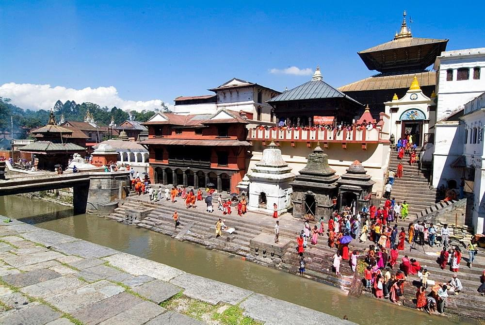 Pashupatinath Temple Complex,  The Legend of PASHUPATINATH