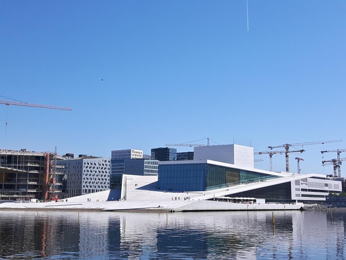 Places to Visit in Oslo - Opera House