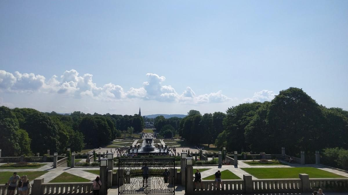 Places to Visit in Oslo - Frogner Park Overview