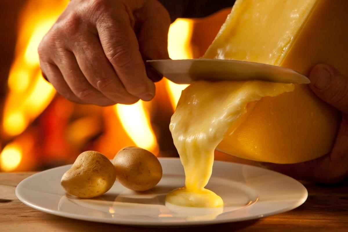 Raclette Local Food at Sion - Sion Know Everything Direct From Local