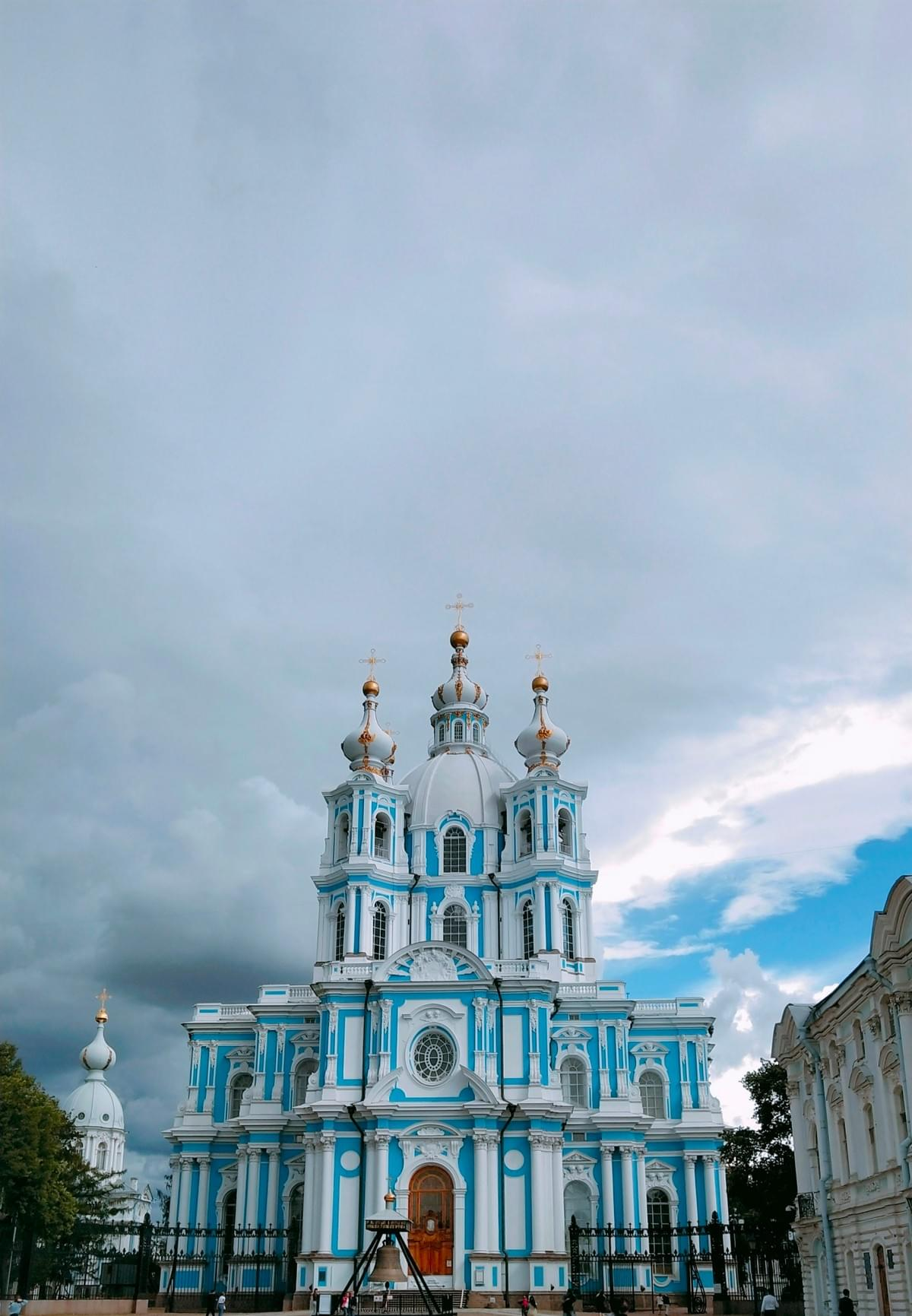 Smolensky Cathedral - Best Places To Visit in St. Petersburg