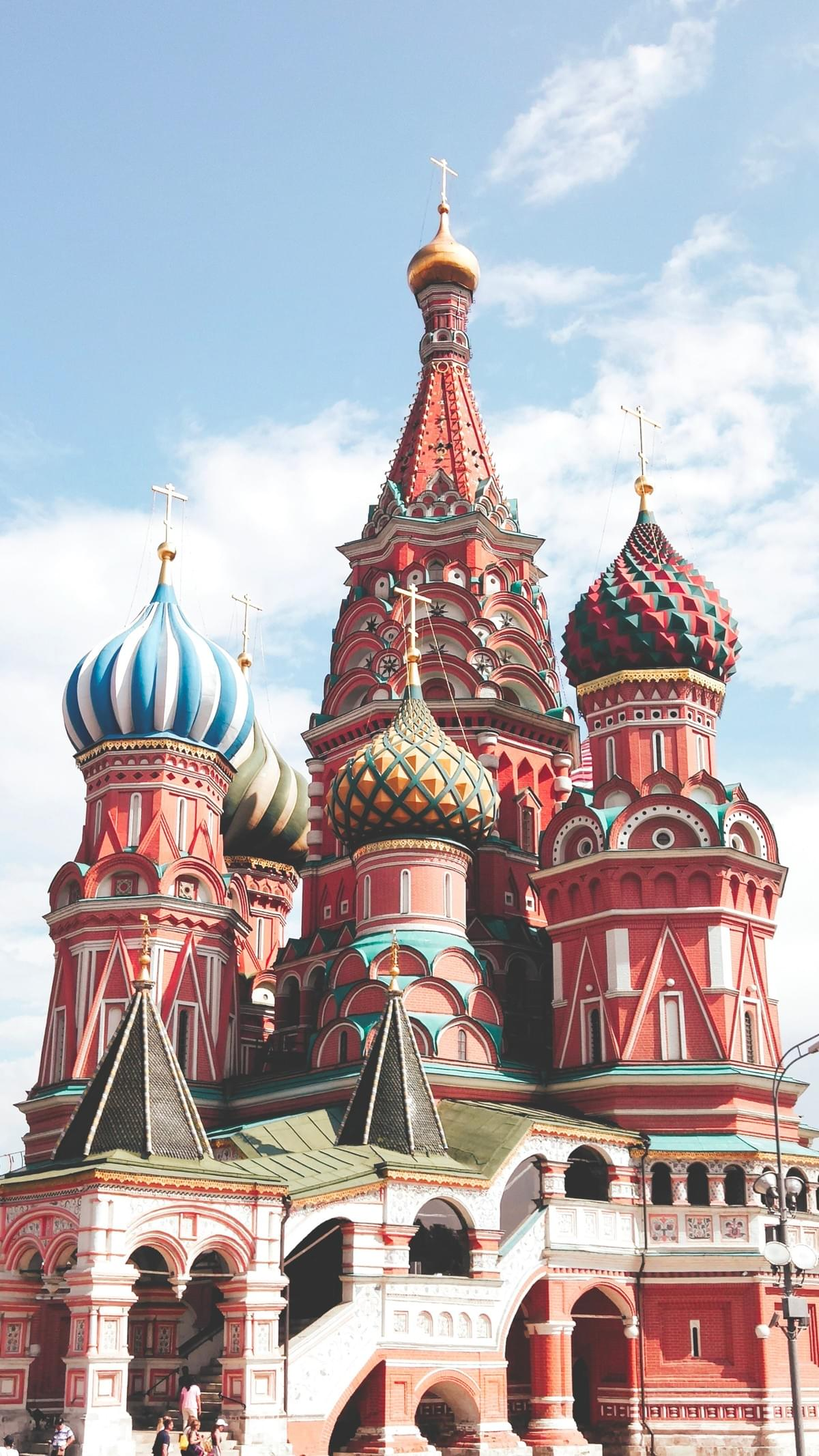 St. Basil's Cathedral - Visit Moscow in 2 Days