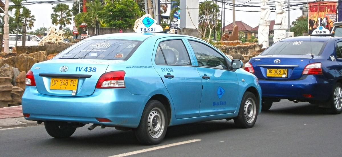 Meter Taxi, Transportation in Bali
