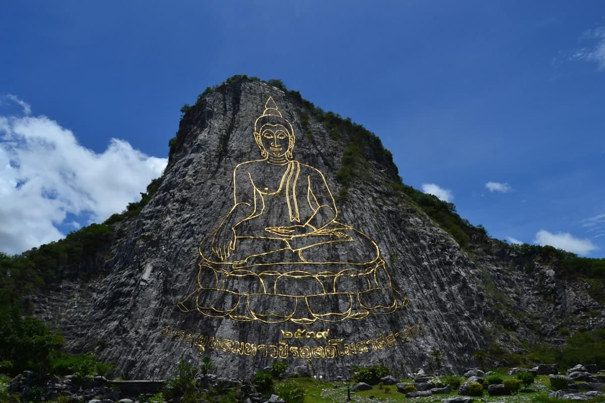 Buddha Mountain, Make Most Of Your Time When You Visit PATTAYA