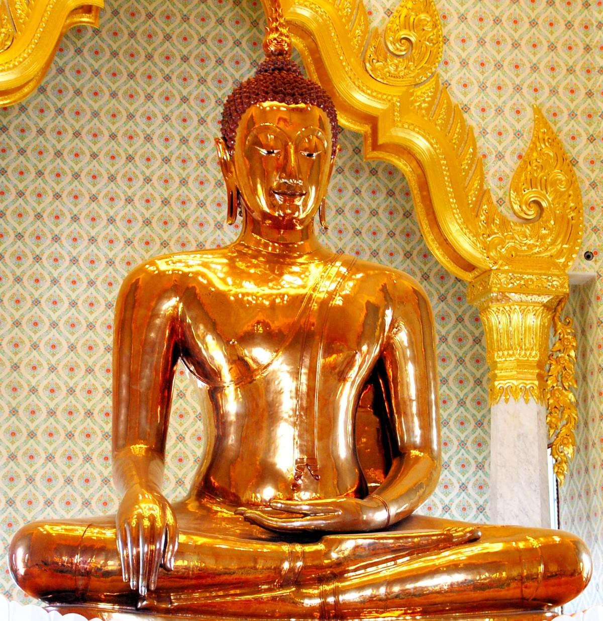 Golden Buddha Temple, Bangkok