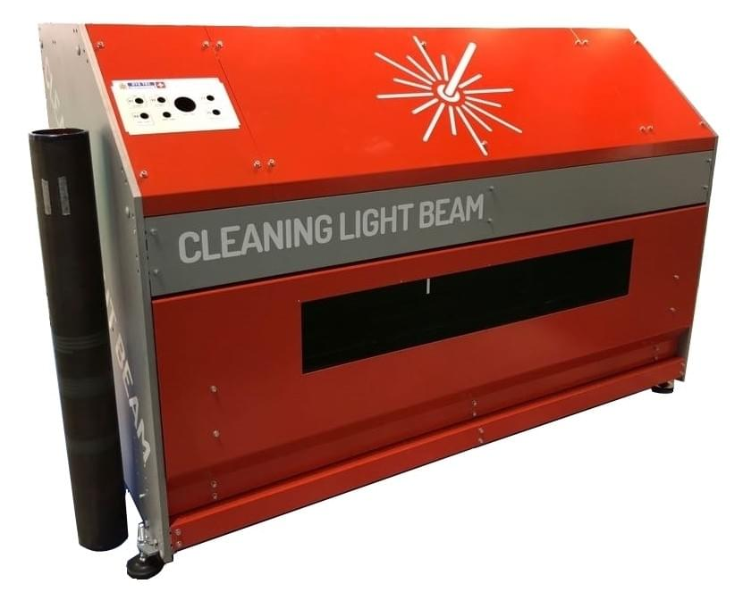 Limpiador de ánilox laser Cleaning Light Beam