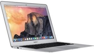 Macbook Air 13-inch, a sound choice for the mobile music producer.