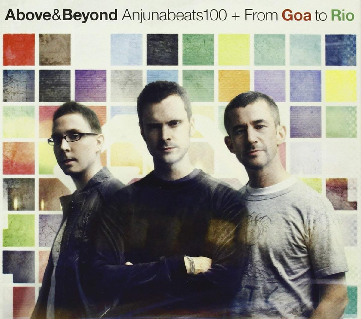 Above & Beyond - Anjunabeats100 - From Goa To Rio