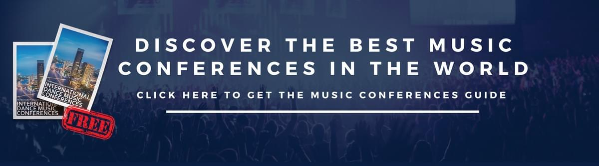 FREE DOWNLOAD: Discover the best music conferences around the world.