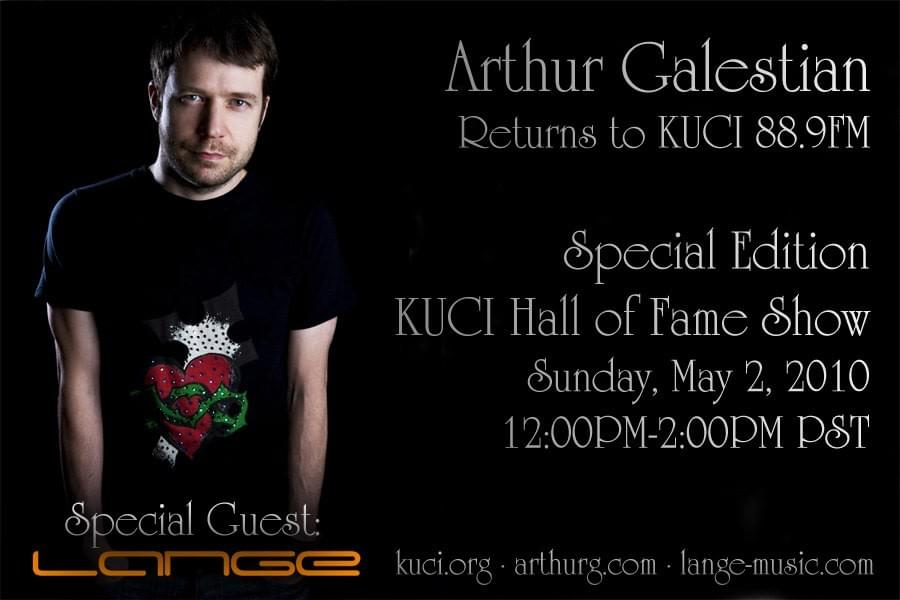 Arthur Galestian Interview with Lange, 2010. KUCI Special Edition