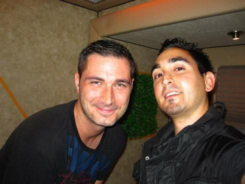 Arthur Galestian Interviews Trance DJ/Producer Sean Tyas at Nocturnal Wonderland 2012